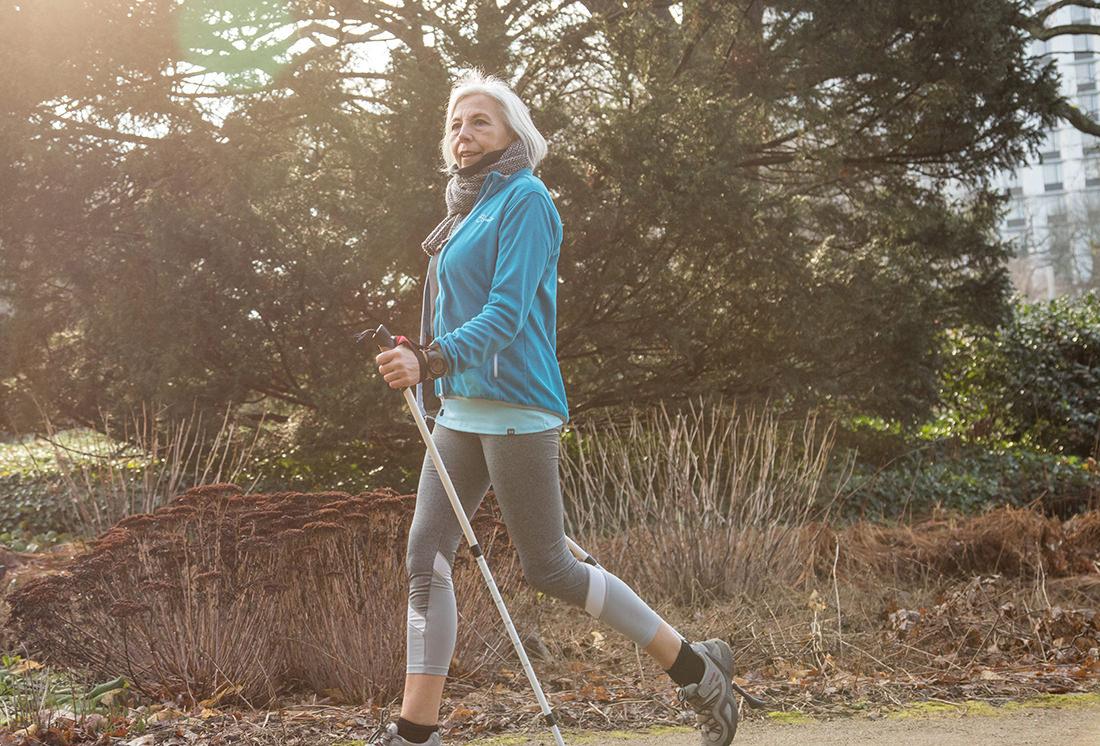 Training: Walking